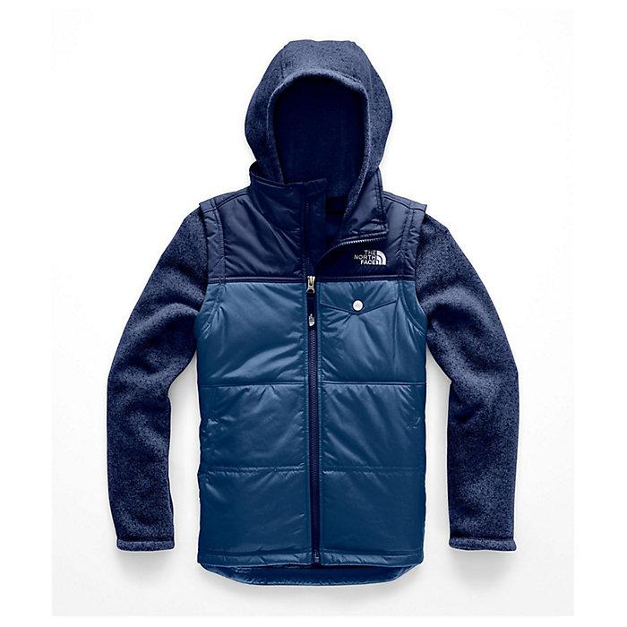 3aa308f7f896 The North Face Kid s Gordon Lyons Varsity Vest - Moosejaw