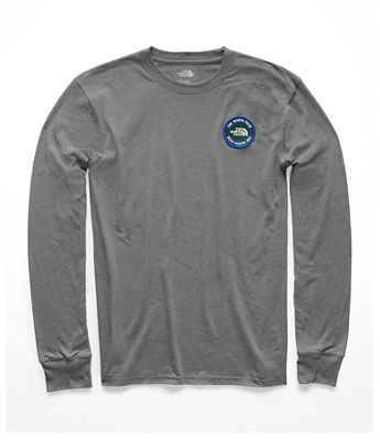 The North Face Men's Graphic Patch LS Tee