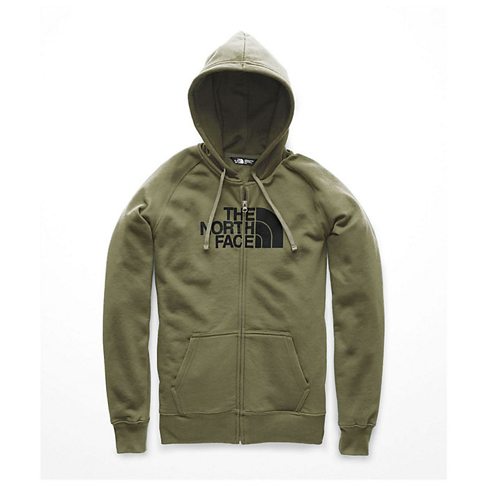 73b12c9e7 The North Face Women's Half Dome Full Zip Hoodie - Moosejaw