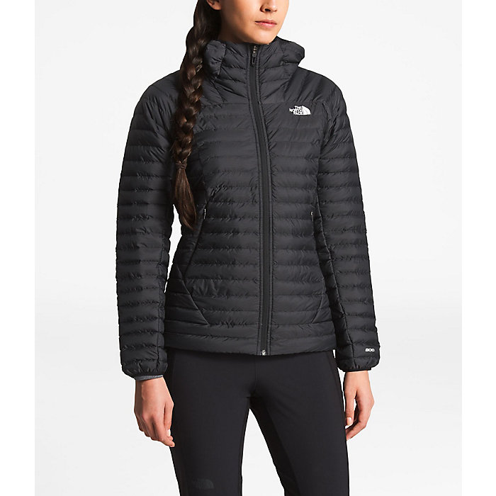 The North Face Women's Impendor Down Hybrid Hoodie Moosejaw