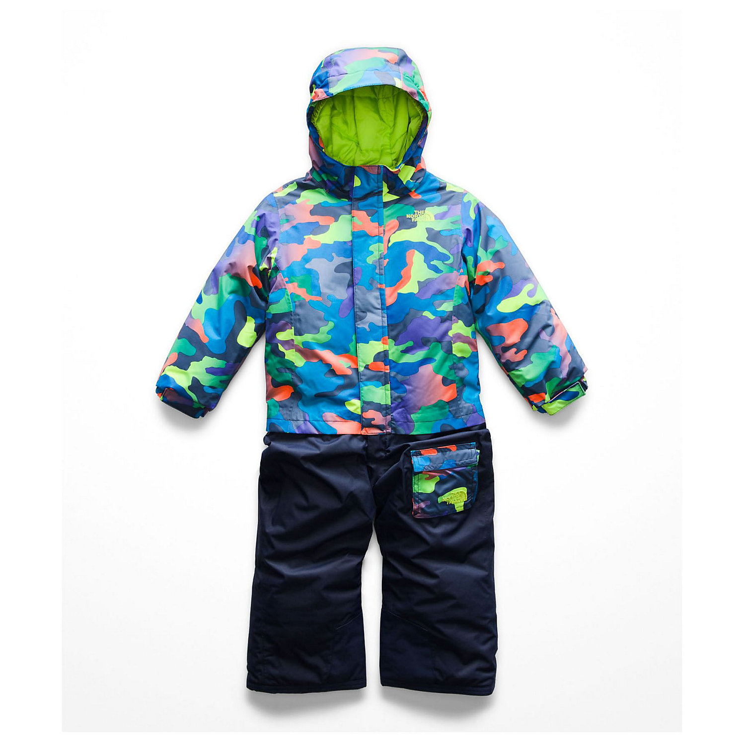 679406c2 The North Face Toddler's Insulated Jumpsuit - Moosejaw