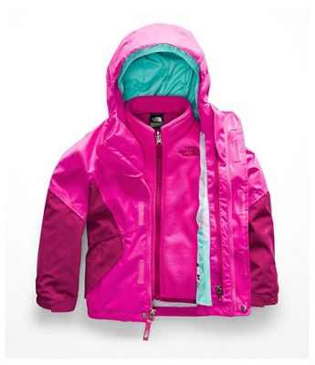 The North Face Toddler's Girls Kira Triclimate