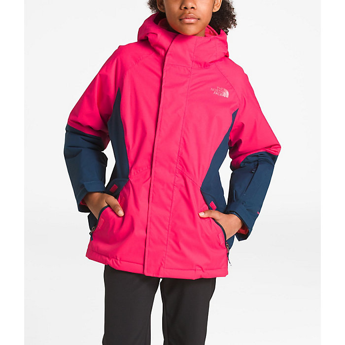 ca70301bd5ba The North Face Kid s Kira Triclimate Jacket - Moosejaw