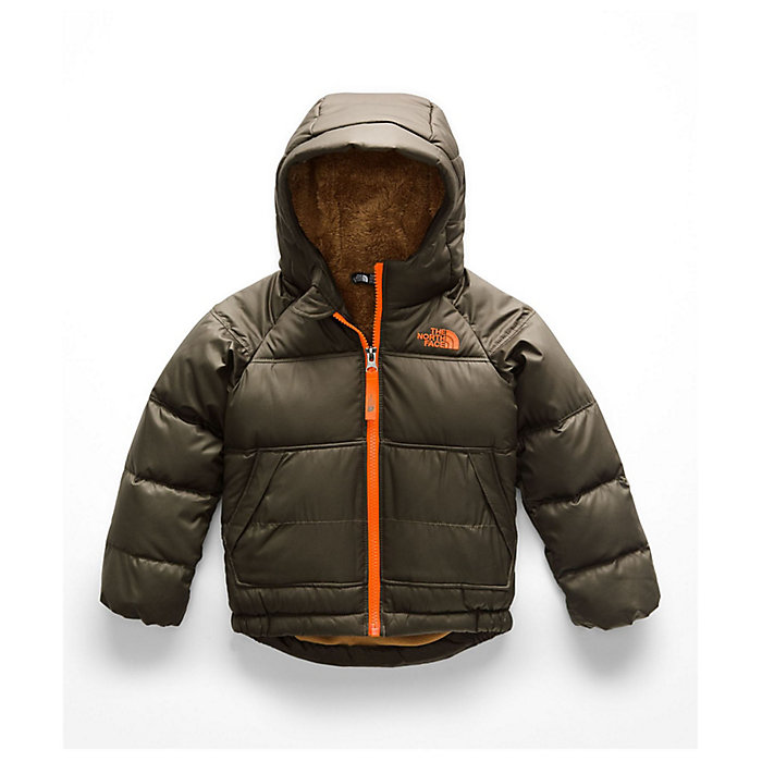 5901acd5f The North Face Toddler's Boys Moondoggy 2.0 Down Jacket - Moosejaw