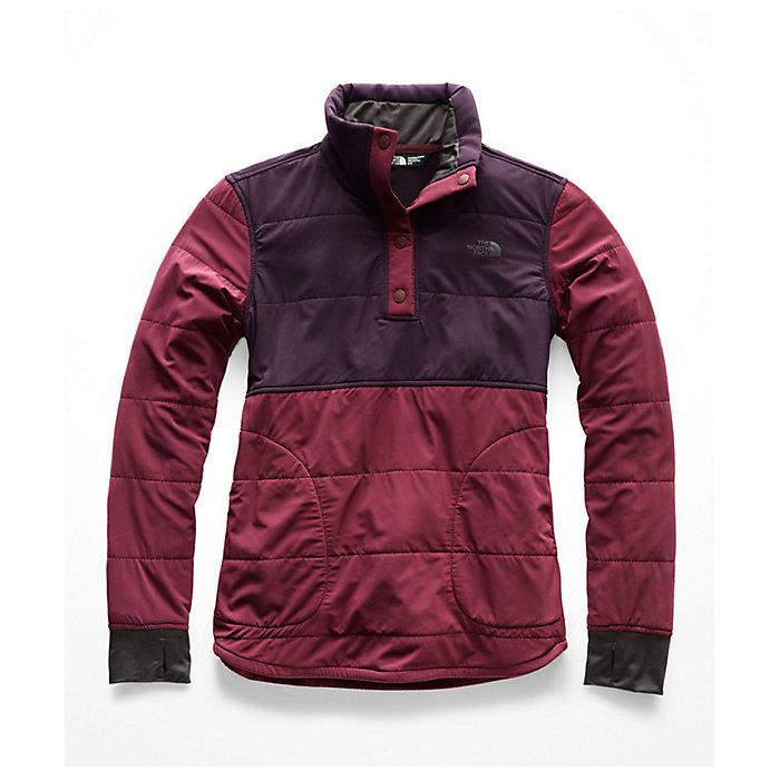 2e1788c7e43b The North Face Women s Mountain Sweatshirt 1 4 Snap Jacket - Moosejaw