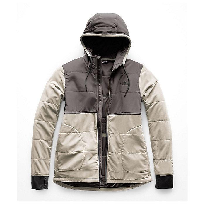 aaff7318d33f The North Face Women s Mountain Sweatshirt Full Zip Jacket - Moosejaw