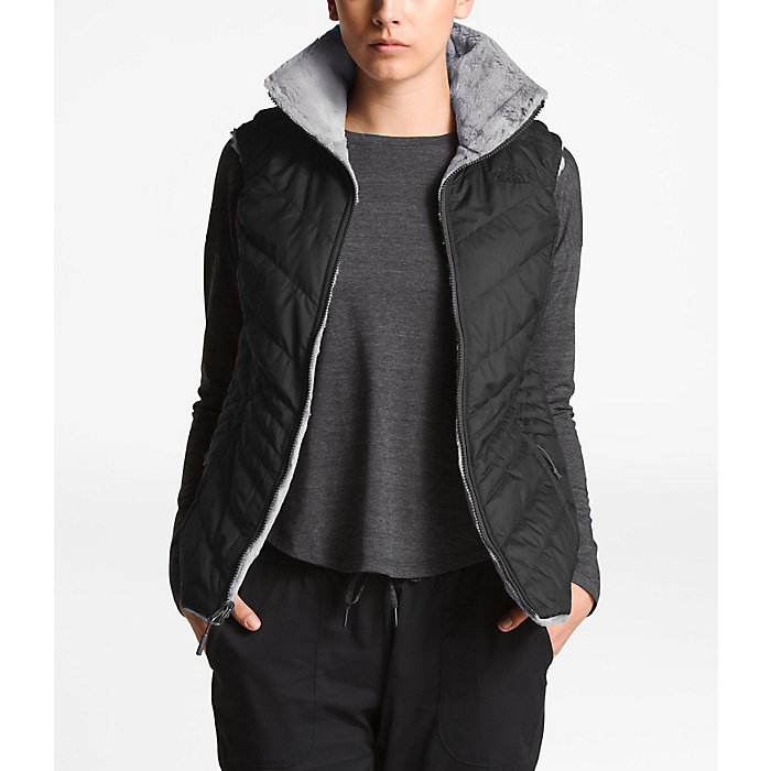 The North Face Women s Mossbud Insulated Reversible Vest - Moosejaw 79a1439b2