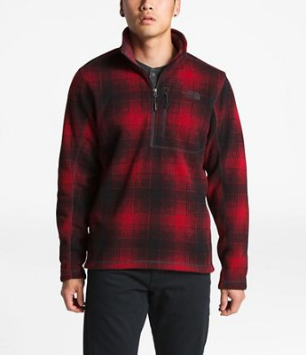 The North Face Men's Novelty Gordon Lyons 1/4 Zip Top