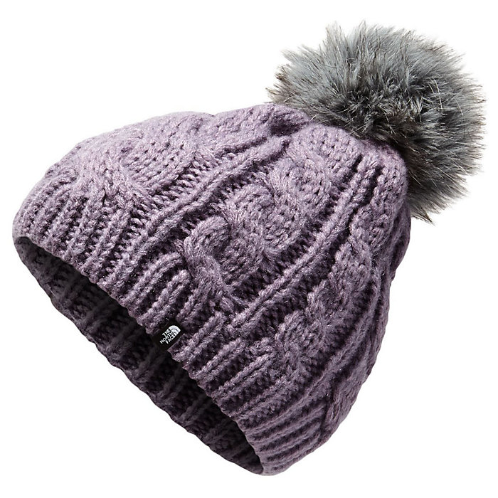 f9d21c8bc The North Face Youth Oh-Mega Fur Pom Beanie - Moosejaw