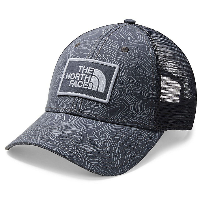 58857b5c51cb9 The North Face Printed Mudder Trucker Cap - Moosejaw