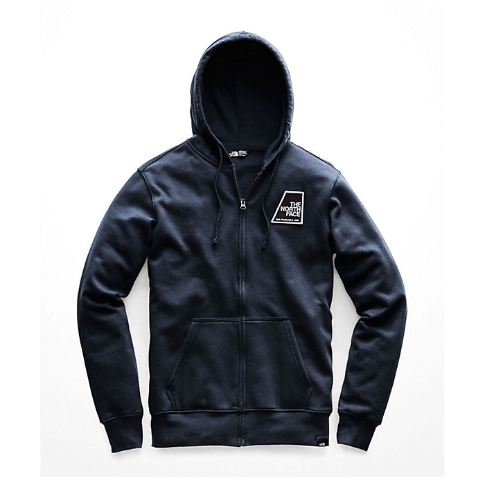 e7750b9d2 The North Face Men's Patches Full Zip Hoodie - Moosejaw
