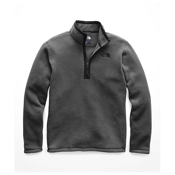 31fd84347 The North Face Men's Pyrite Fleece 1/4 Zip Top