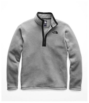 The North Face Men's Pyrite Fleece 1/4 Zip Top