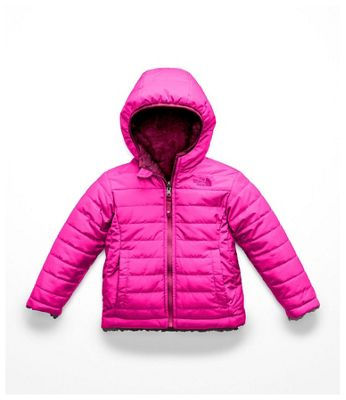 The North Face Toddler's Girls Reversible Mossbud Swirl Jacket