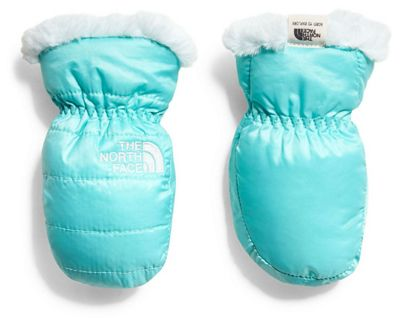 The North Face Kid's Reversible Mossbud Swirl Mitt