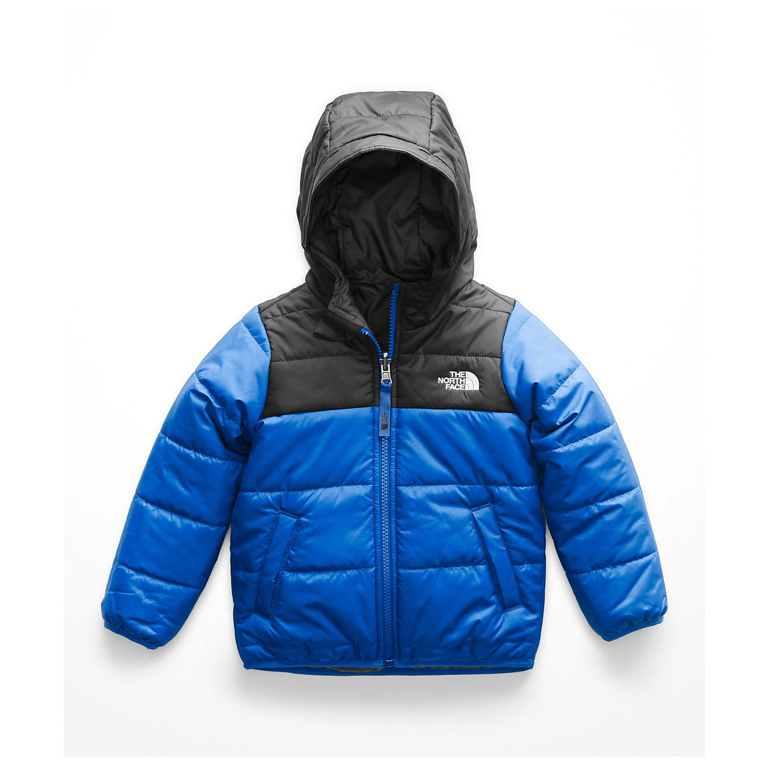 656818909 The North Face Toddler's Boys Reversible Perrito Jacket