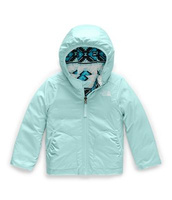 The North Face Toddler's Girls Reversible Perrito Jacket