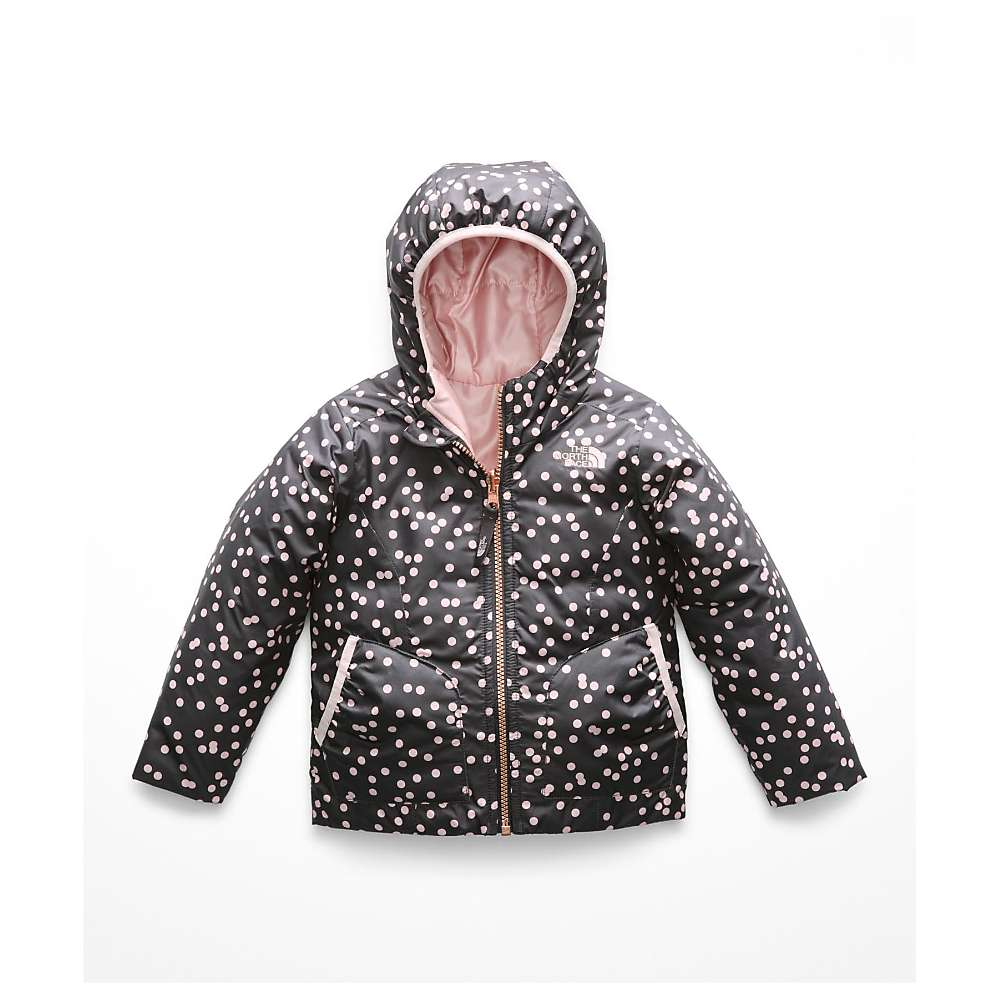e9ca8910abec The North Face Toddler s Girls Reversible Perrito Jacket - Moosejaw
