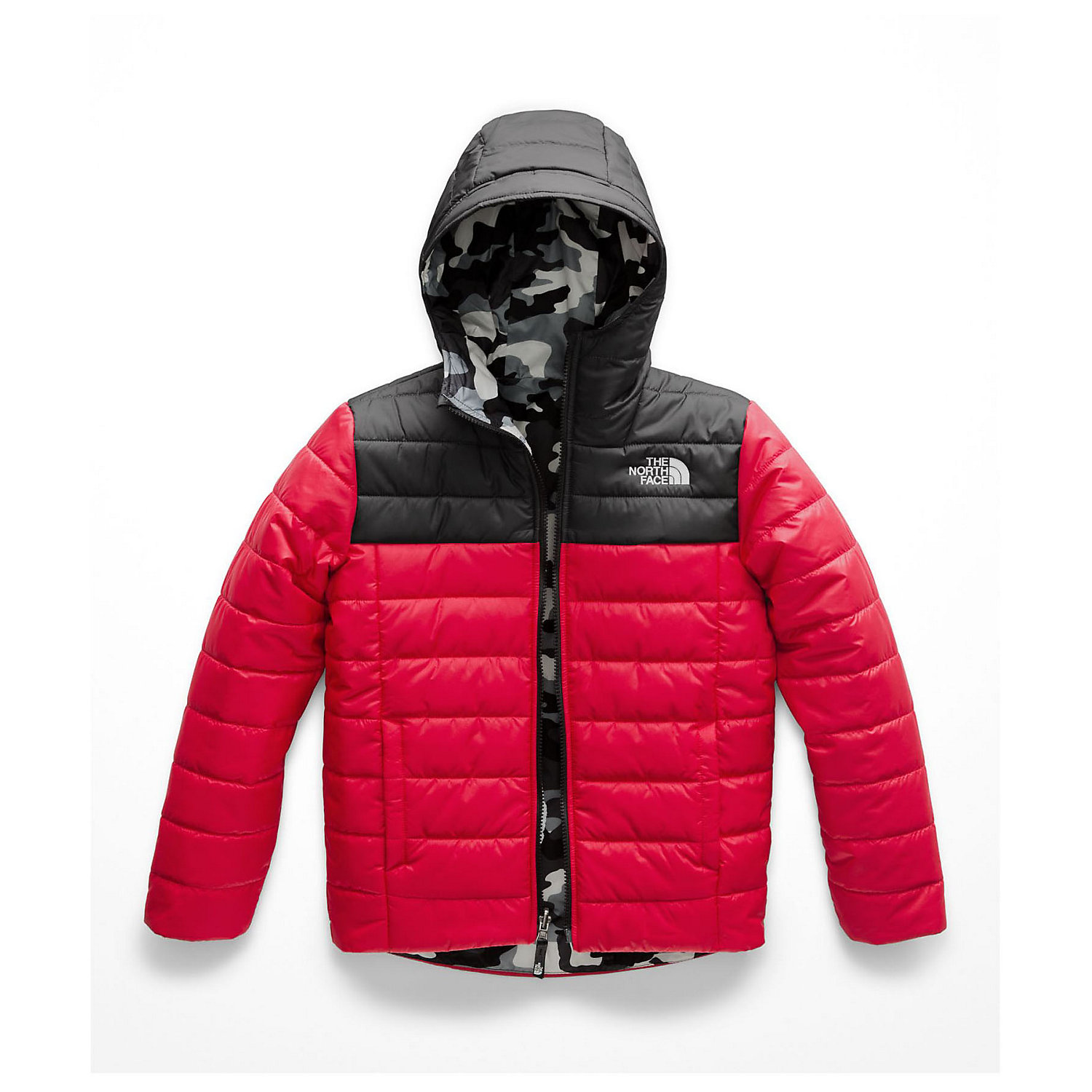 82d4c5bd96e5 The North Face Kid's Reversible Perrito Jacket