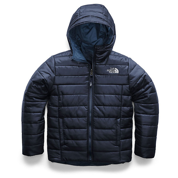 fa13d664a447 The North Face Kid s Reversible Perrito Jacket - Moosejaw