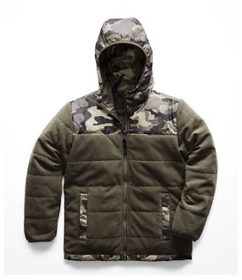 The North Face Kid's Reversible True Or False Jacket