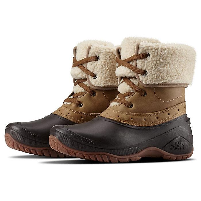 f01083204abe3 The North Face Women's Shellista Roll Down Boot - Moosejaw