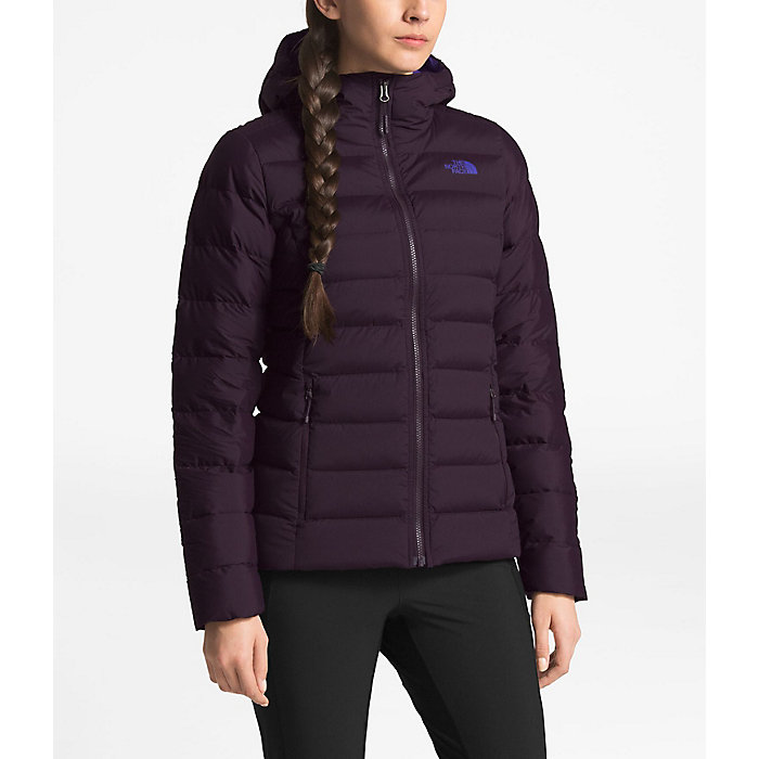 2a73343a7 The North Face Women's Stretch Down Hoodie - Moosejaw