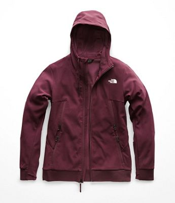 The North Face Women's Tekno Full Zip Hoodie