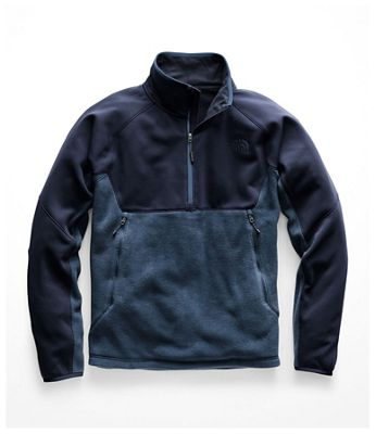 The North Face Men's Tolmiepeak Hybrid 1/2 Zip Top