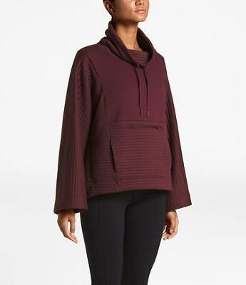 The North Face Women's Terra Metro Funnel Neck Pullover
