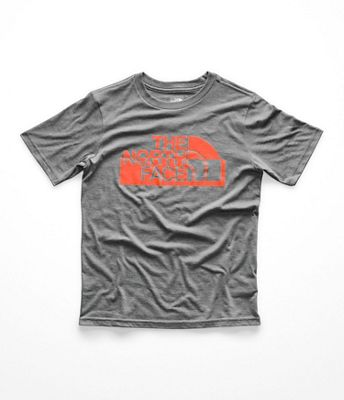 The North Face Kid's Tri-Blend SS Tee