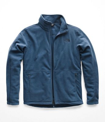 The North Face Men's Texture Cap Rock Full Zip Top