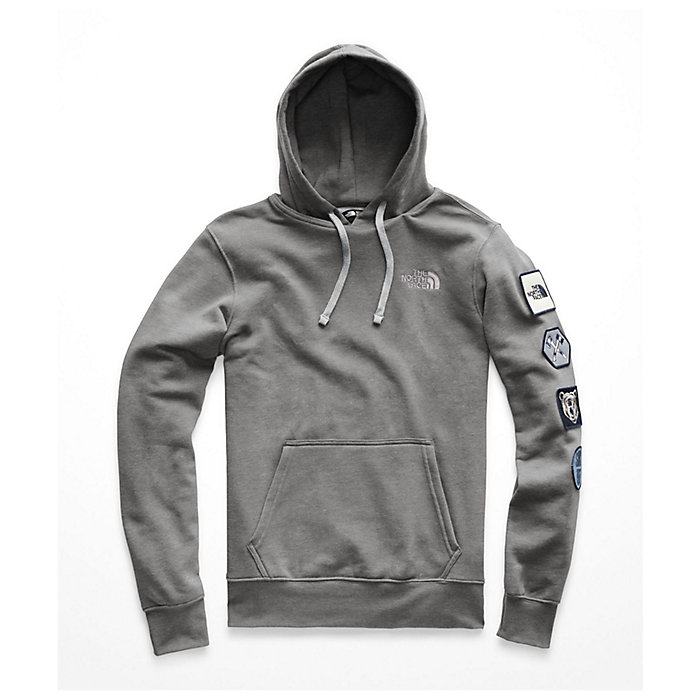 08c98d224 The North Face Men's Urban Patches Pullover Hoodie - Moosejaw