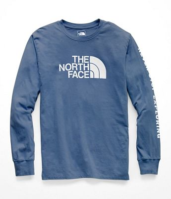The North Face Men's Well-Loved Half Dome LS Tee