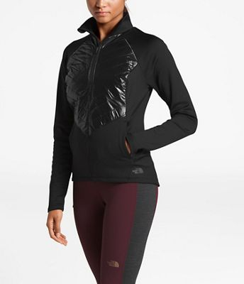 The North Face Women's Winter Warm 1/2 Zip Jacket