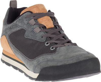 Merrell Men's Burnt Rock Travel Suede Shoe