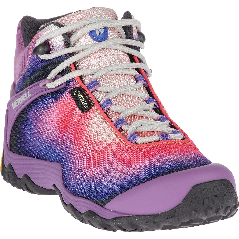 huge inventory online shop lace up in Merrell Women's Chameleon 7 Storm XX Mid GTX Boot