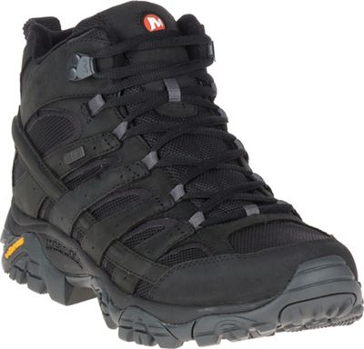 Merrell Men's Moab 2 Smooth Mid Waterproof Boot