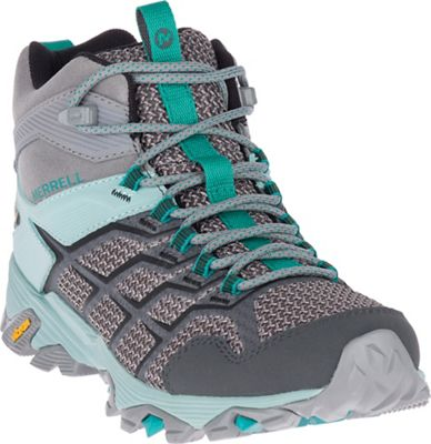 Merrell Women's Moab FST 2 Mid Waterproof Boot