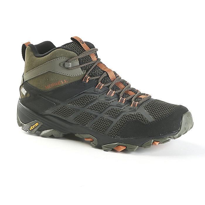 45376620e88 Merrell Men's Moab FST 2 Waterproof Shoe - Moosejaw