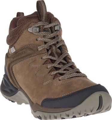 Merrell Women's Siren Traveller Q2 Mid Waterproof Shoe