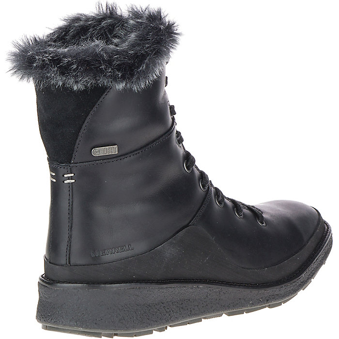 60aa3392 Merrell Women's Tremblant Ezra Lace Waterproof Ice+ Boot