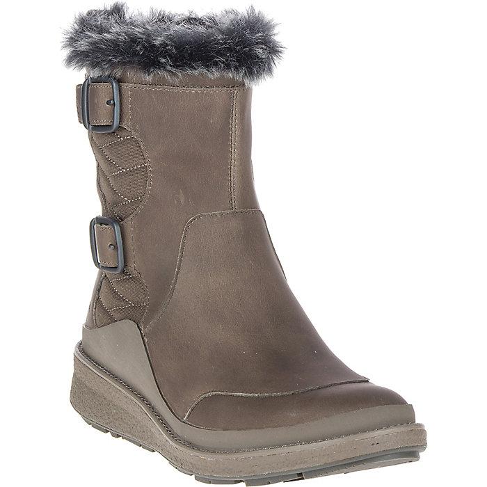 ac3d6469 Merrell Women's Tremblant Ezra Zip Waterproof Ice+ Boot - Moosejaw