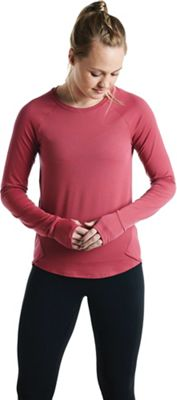 Oiselle Women's Flyout Long Sleeve Top