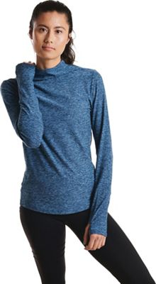 Oiselle Women's Lux Funnel Neck Top