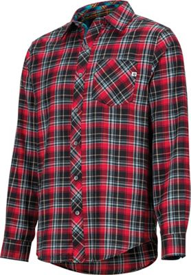 Marmot Men's Anderson Lightweight Flannel LS Shirt