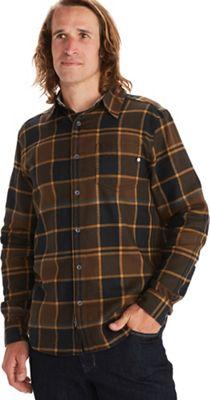 Marmot Men's Fairfax Midweight Flannel LS Shirt