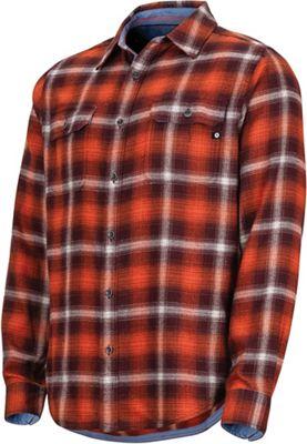 Marmot Men's Jasper Midweight Flannel LS Shirt