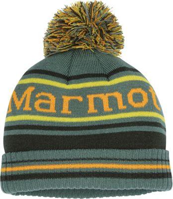 Marmot Boys' Retro Pom Hat
