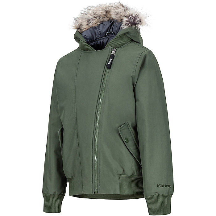 af822917c Marmot Girls  Stonehaven Jacket - Moosejaw